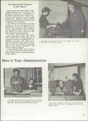 Page 13, 1956 Edition, St Joseph High School - Crescent Yearbook (St Joseph, MI) online yearbook collection