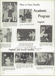 Page 14, 1956 Edition, St Joseph High School - Crescent Yearbook (St Joseph, MI) online yearbook collection