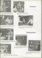 Page 16, 1956 Edition, St Joseph High School - Crescent Yearbook (St Joseph, MI) online yearbook collection
