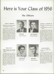 Page 22, 1956 Edition, St Joseph High School - Crescent Yearbook (St Joseph, MI) online yearbook collection