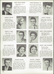 Page 26, 1956 Edition, St Joseph High School - Crescent Yearbook (St Joseph, MI) online yearbook collection