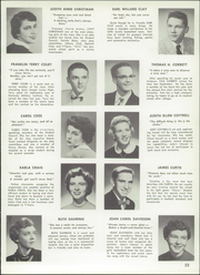 Page 27, 1956 Edition, St Joseph High School - Crescent Yearbook (St Joseph, MI) online yearbook collection