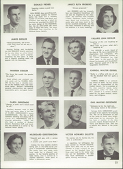 Page 29, 1956 Edition, St Joseph High School - Crescent Yearbook (St Joseph, MI) online yearbook collection