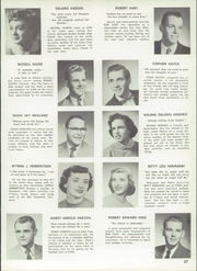 Page 31, 1956 Edition, St Joseph High School - Crescent Yearbook (St Joseph, MI) online yearbook collection