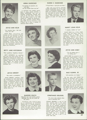 Page 33, 1956 Edition, St Joseph High School - Crescent Yearbook (St Joseph, MI) online yearbook collection