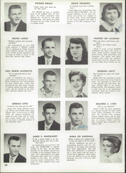 Page 34, 1956 Edition, St Joseph High School - Crescent Yearbook (St Joseph, MI) online yearbook collection