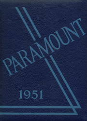 Page 1, 1951 Edition, Grandville High School - Paramount Yearbook (Grandville, MI) online yearbook collection
