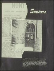 Page 11, 1956 Edition, Grandville High School - Paramount Yearbook (Grandville, MI) online yearbook collection