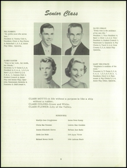 Page 12, 1956 Edition, Grandville High School - Paramount Yearbook (Grandville, MI) online yearbook collection
