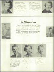 Page 13, 1956 Edition, Grandville High School - Paramount Yearbook (Grandville, MI) online yearbook collection