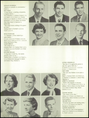 Page 15, 1956 Edition, Grandville High School - Paramount Yearbook (Grandville, MI) online yearbook collection