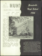 Page 5, 1956 Edition, Grandville High School - Paramount Yearbook (Grandville, MI) online yearbook collection