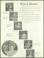 Page 6, 1956 Edition, Grandville High School - Paramount Yearbook (Grandville, MI) online yearbook collection