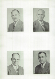 Page 8, 1950 Edition, Madison High School - Madisonian Yearbook (Madison Heights, MI) online yearbook collection