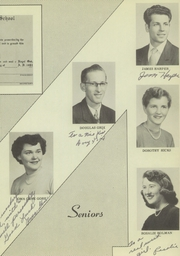 Page 11, 1952 Edition, Madison High School - Madisonian Yearbook (Madison Heights, MI) online yearbook collection