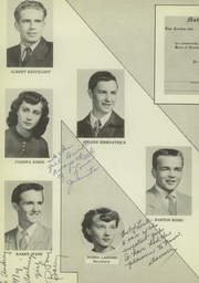 Page 12, 1952 Edition, Madison High School - Madisonian Yearbook (Madison Heights, MI) online yearbook collection