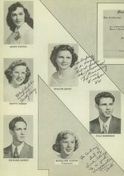 Page 14, 1952 Edition, Madison High School - Madisonian Yearbook (Madison Heights, MI) online yearbook collection