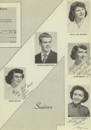 Page 15, 1952 Edition, Madison High School - Madisonian Yearbook (Madison Heights, MI) online yearbook collection