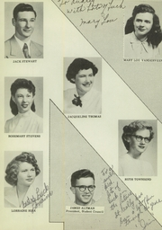 Page 16, 1952 Edition, Madison High School - Madisonian Yearbook (Madison Heights, MI) online yearbook collection