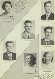 Page 17, 1952 Edition, Madison High School - Madisonian Yearbook (Madison Heights, MI) online yearbook collection