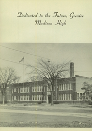 Page 6, 1952 Edition, Madison High School - Madisonian Yearbook (Madison Heights, MI) online yearbook collection