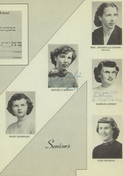 Page 9, 1952 Edition, Madison High School - Madisonian Yearbook (Madison Heights, MI) online yearbook collection
