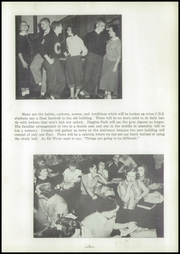 Page 11, 1951 Edition, Cadillac High School - Log Yearbook (Cadillac, MI) online yearbook collection