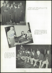 Page 12, 1951 Edition, Cadillac High School - Log Yearbook (Cadillac, MI) online yearbook collection