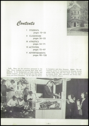 Page 13, 1951 Edition, Cadillac High School - Log Yearbook (Cadillac, MI) online yearbook collection
