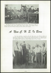Page 8, 1951 Edition, Cadillac High School - Log Yearbook (Cadillac, MI) online yearbook collection