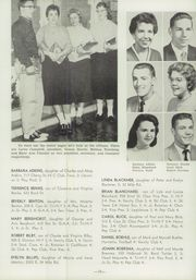 Page 14, 1959 Edition, Cadillac High School - Log Yearbook (Cadillac, MI) online yearbook collection
