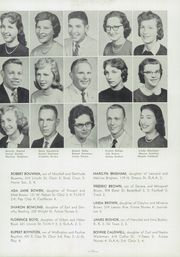 Page 15, 1959 Edition, Cadillac High School - Log Yearbook (Cadillac, MI) online yearbook collection
