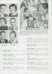 Page 17, 1959 Edition, Cadillac High School - Log Yearbook (Cadillac, MI) online yearbook collection