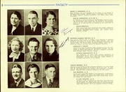 Page 12, 1940 Edition, Cadillac High School - Blue and Gold Yearbook (Cadillac, MI) online yearbook collection