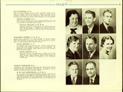 Page 13, 1940 Edition, Cadillac High School - Blue and Gold Yearbook (Cadillac, MI) online yearbook collection