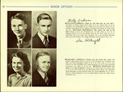 Page 14, 1940 Edition, Cadillac High School - Blue and Gold Yearbook (Cadillac, MI) online yearbook collection