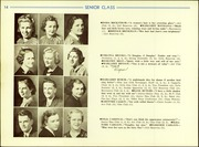 Page 16, 1940 Edition, Cadillac High School - Blue and Gold Yearbook (Cadillac, MI) online yearbook collection