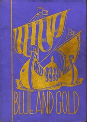 1941 Edition, Cadillac High School - Blue and Gold Yearbook (Cadillac, MI)