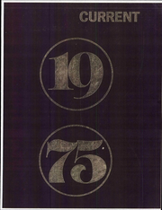1975 Edition, Clintondale High School - Current Yearbook (Mount Clemens, MI)