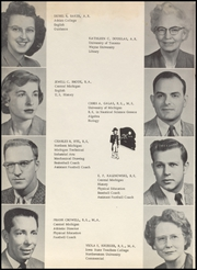 Page 16, 1958 Edition, Avondale High School - Avonian Yearbook (Avondale, MI) online yearbook collection