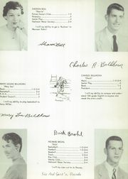 Page 17, 1956 Edition, Oscoda High School - Lumber Jack Yearbook (Oscoda, MI) online yearbook collection