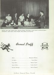 Page 7, 1956 Edition, Oscoda High School - Lumber Jack Yearbook (Oscoda, MI) online yearbook collection
