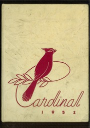 Coldwater High School - Cardinal Yearbook (Coldwater, MI) online yearbook collection, 1952 Edition, Page 1