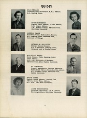 Page 16, 1952 Edition, Coldwater High School - Cardinal Yearbook (Coldwater, MI) online yearbook collection
