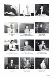 Page 19, 1955 Edition, Coldwater High School - Cardinal Yearbook (Coldwater, MI) online yearbook collection