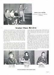 Page 25, 1955 Edition, Coldwater High School - Cardinal Yearbook (Coldwater, MI) online yearbook collection