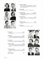 Page 28, 1955 Edition, Coldwater High School - Cardinal Yearbook (Coldwater, MI) online yearbook collection