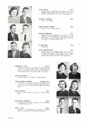 Page 30, 1955 Edition, Coldwater High School - Cardinal Yearbook (Coldwater, MI) online yearbook collection