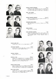 Page 32, 1955 Edition, Coldwater High School - Cardinal Yearbook (Coldwater, MI) online yearbook collection