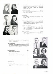 Page 35, 1955 Edition, Coldwater High School - Cardinal Yearbook (Coldwater, MI) online yearbook collection